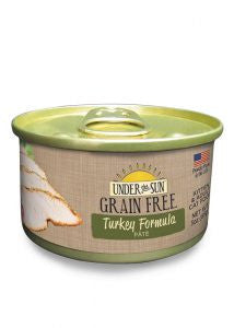 CANIDAE Under the Sun Grain-Free Turkey Pate Canned Cat Food