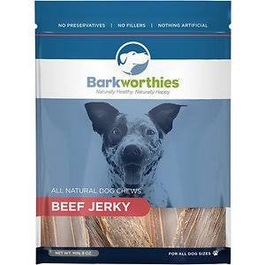 Barkworthies All Natural Beef Jerky