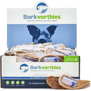 Barkworthies Duck Jerky Dog Treats