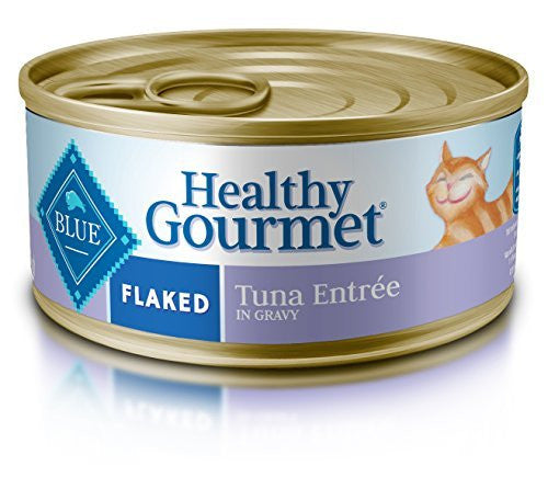 BLUE Healthy Gourmet® Flaked Tuna Entree for Adult Cats