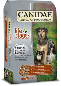 CANIDAE® Life Stages PLATINUM® Dry Formula for Dogs