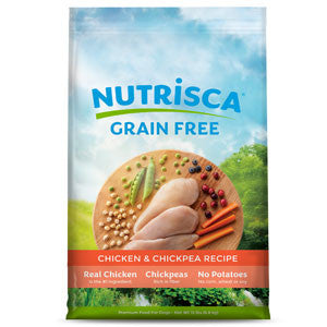 DOGSWELL® Nutrisca® Chicken & Chickpea Dry Dog Food