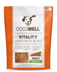 DOGSWELL® Vitality® Chicken Breast Jerky Treats-USA Recipe