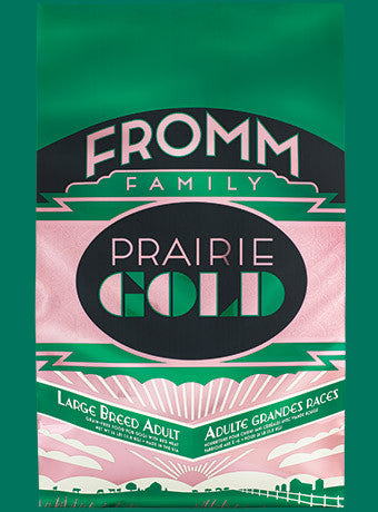 FROMM® Prairie Gold Large Breed Dry Adult Dog Food