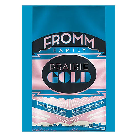FROMM® Prairie Gold Large Breed Puppy Dry Food
