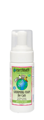 Earthbath Green Tea Cat Foam