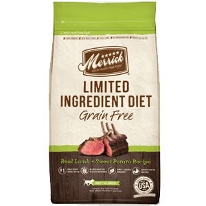 MERRICK® Limited Ingredient Diet Lamb & Sweet Potato Recipe Dry Dog Food