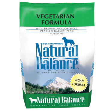 NATURAL BALANCE® Vegetarian Formula Dry Dog Food