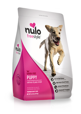 Nulo Grain-free Salmon Puppy Dry Food