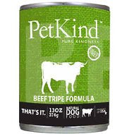 PETKIND® Beef Tripe Formula Canned Dog Food