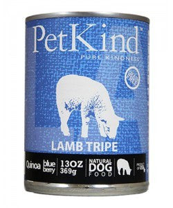 PETKIND® Lamb Tripe Formula Canned Dog Food