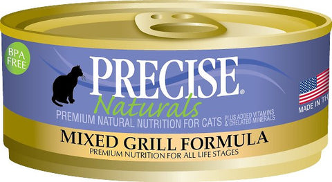 PRECISE NATURALS® Mixed Grill Formula Canned Cat Food