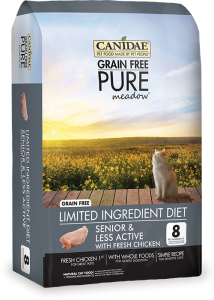 CANIDAE Grain-Free PURE Meadow Limited Ingredient Chicken