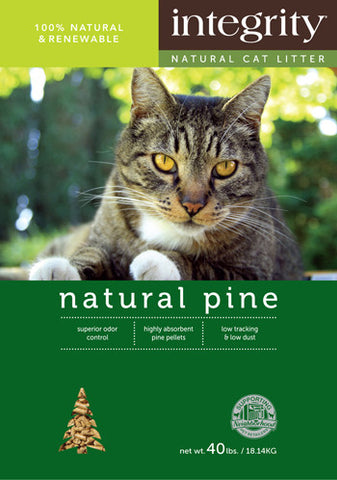 Integrity Natural Pine Cat Litter