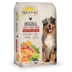 UNDER THE SUN™ Original Adult Formula with Farm-Raised Chicken Dry Dog Food