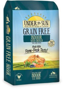 CANIDAE Under the Sun Indoor Chicken Dry Cat Food