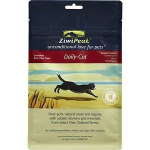 ZIWIPEAK™ Daily Cat Air Dried Venison Cuisine Dry Food