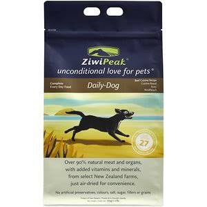 ZIWIPEAK™ Daily Dog Air Dried Beef Cuisine Dry Food
