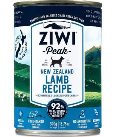 ZIWIPEAK™ Daily Dog Lamb Cuisine Canned Food