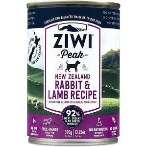 ZIWIPEAK™ Daily Dog Rabbit & Lamb Cuisine Canned Food