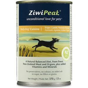 ZIWIPEAK™ Daily Dog Tripe, Lamb & Venison Cuisine Canned Food