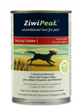 ZIWIPEAK™ Daily Dog Venison Cuisine Canned Food
