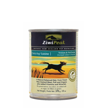 ZIWIPEAK™ Daily Dog Venison & Fish Cuisine Canned Food