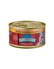BLUE Wilderness® Rocky Mountain Recipe™ Flaked Red Meat Feast for Adult Cats