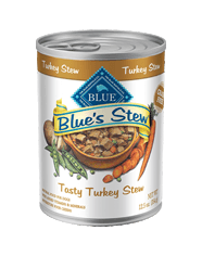 BLUE® Blue's Stew® Tasty Turkey Stew for Adult Dogs