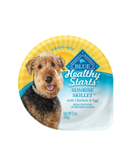 BLUE® Healthy Starts™ Sunrise Skillet with Chicken & Egg for Adult Dogs