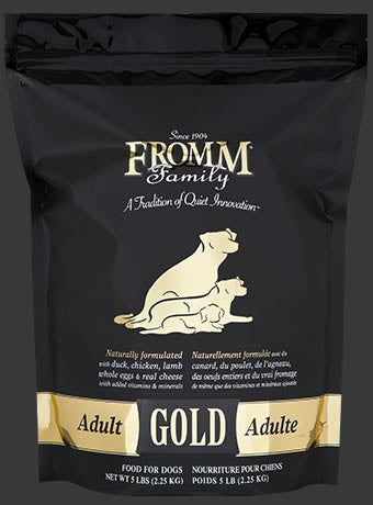 FROMM® Gold Dry Adult Dog Food