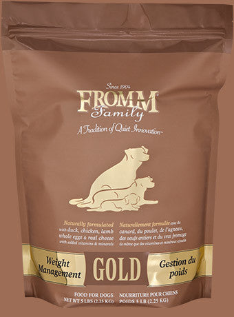 FROMM® Gold Weight Management Dry Dog Food