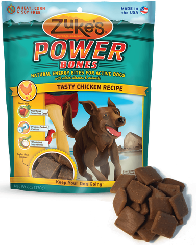 ZUKE'S® Power Bones® Moist Treats for Dogs