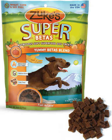ZUKE'S® Super™ Superfood Moist Treats for Dogs