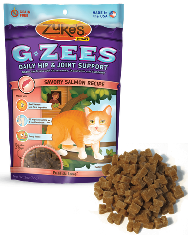 ZUKE'S® G-Zees™ Moist Treats for Cats