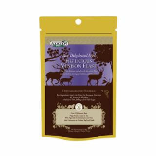 ADDICTION Fig'Licious Venison Feast Raw Dehydrated Dog Food