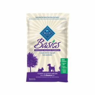Blue Buffalo Basics Turkey for Dogs