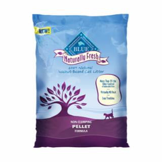 Blue Buffalo Naturally Fresh Pellet Litter