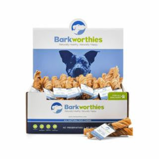 Barkworthies Tripe Twist for Small Breed Dogs
