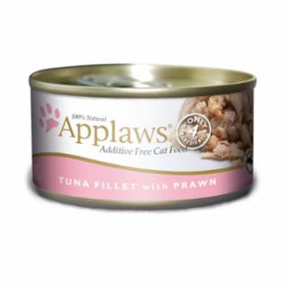 Applaws Additive Free Tuna Fillet with Prawn