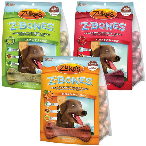 ZUKE'S® Z-Bones® Moist Treats for Dogs