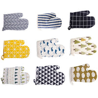 Cotton Oven Gloves