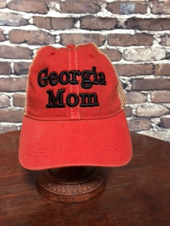 Georgia Mom Vintage Trucker Cap - New