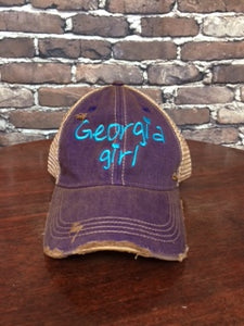 Georgia Girl Original - in PURPLE  New