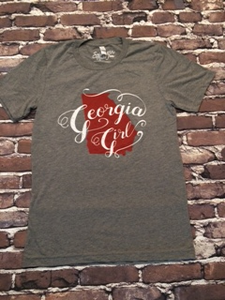 Georgia Girl swirl T-shirt - New
