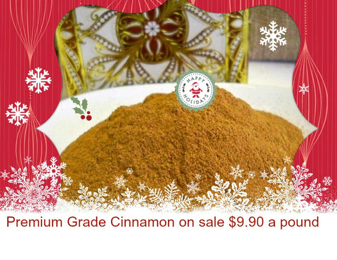 Premium Cinnamon Powder