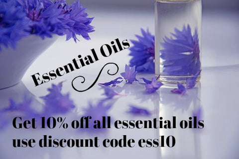 Save 10% on all Essential oils April 6-10th EXPIRED