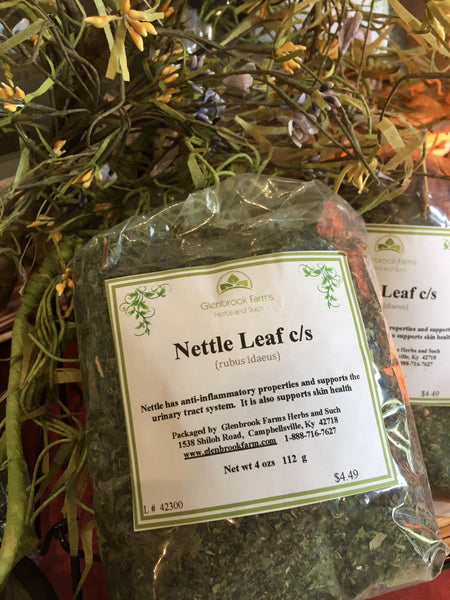 Nettle leaf from Glenbrook Farms