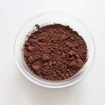 Cacao powder from Glenbrook Farms , organic
