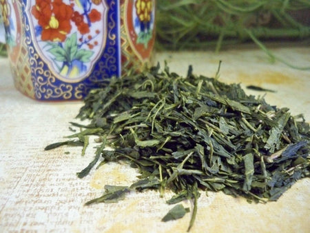 Earl Grey Green Tea from www.glenbrookfarm.com